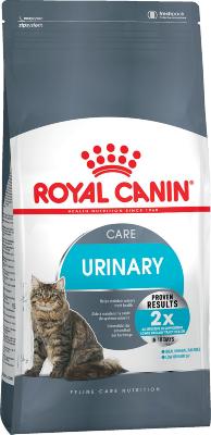Сухой корм Royal Canin Urinary Care для профилактики МКБ у кошек