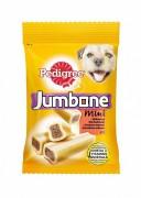 Лакомство Pedigree Лакомая кость Jumbone mini для собак мини пород с говядиной, 180г