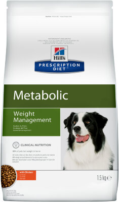 Сухой корм для собак Hill's Prescription Diet Metabolic Canine для коррекции веса