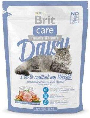 Сухой корм Brit Care Cat Daisy для кошек, склонных к лишнему весу