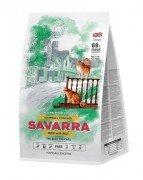 Сухой корм Savarra Hairball Control для длинношерстных кошек, от образования комочков шерсти