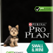 Сухой корм Pro Plan Small & Mini Puppy для щенков мелких и мини пород c курицей и рисом
