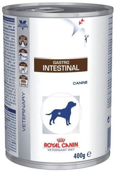 Консервы для собак Royal Canin Gastro Intestinal при нарушениях пищеварения