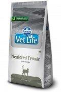 Сухой корм Farmina Vet Life Cat Neutered Female для стерилизованных кошек