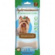 Зубочистики для собак мелких пород кальцевые, 60г