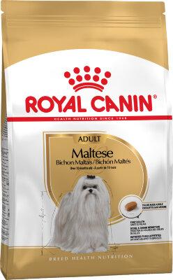 Сухой корм Royal Canin Maltese Adult для взрослых Мальтийских болонок, 1,5 кг