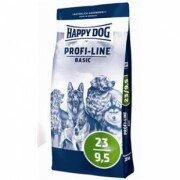 Сухой корм Happy Dog Profi Line 23-9,5 Basis для собак, 20кг