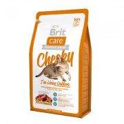 Сухой корм Brit Care Cat Cheeky Outdoor для активных кошек и кошек уличного содержания