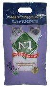 Наполнитель №1 Crystals Lavender силикагелевый для кошек 5л