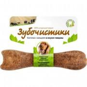 Зубочистики для собак крупных пород со вкусом говядины, 265г