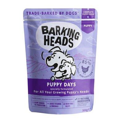 """Консервы Barking Heads для щенков, пауч """"Щенячьи деньки"""""""