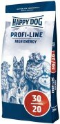 Сухой корм Happy Dog Profi Line 30-20 High Energy для собак очень высокой активности, 20кг