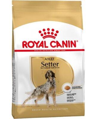 Сухой корм Royal Canin Setter Adult для взрослых собак породы Сеттер, 12кг