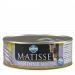 Консервы Farmina Matisse Cat Mousse мусс для взрослых кошек, с сардинами, 85г