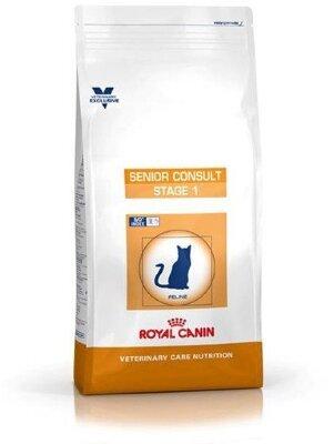 Сухой корм Royal Canin VCN Senior Consult Stage 1 для котов и кошек старше 7 лет