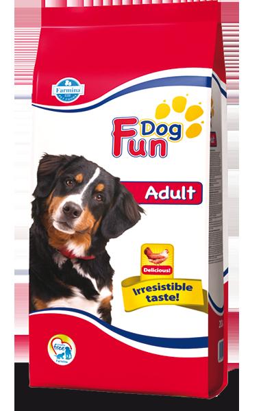 Сухой корм для взрослых собак Farmina Fun Dog Adult