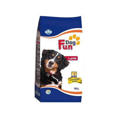 Сухой корм для взрослых собак Farmina Fun Dog Lamb с ягненком