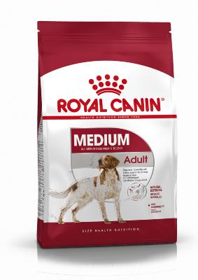 Сухой корм Royal Canin Medium Adult для взрослых собак средних пород