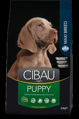 Сухой корм Farmina Cibau Puppy Maxi для щенков крупных пород