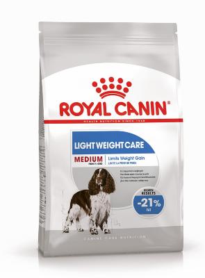 Сухой корм Royal Canin Medium Light Weight Care для собак с избыточным весом, 3 кг