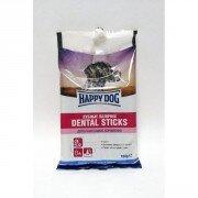 Лакомство для собак Зубные палочки Happy Dog, мясо и злаки, 13 шт x 180 г