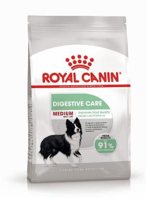Сухой корм Royal Canin Medium Digestive Care для собак с чувствительным  пищеварением