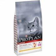 Сухой корм Pro Plan Adult для взрослых кошек с лососем