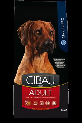Сухой корм Farmina Cibau Adult Maxi для взрослых собак крупных пород