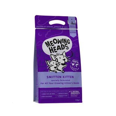 """Сухой корм Barking Heads для котят с курицей и рисом """"Восторженный котенок"""""""