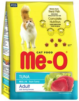 Сухой корм для кошек и котов Ме-О Тунец, 7кг