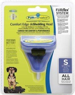 FURminator FURflex Насадка против линьки S, для собак мелких пород