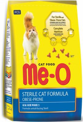 Сухой корм Ме-О для стерилизованных кошек и кастрированных котов, 7кг