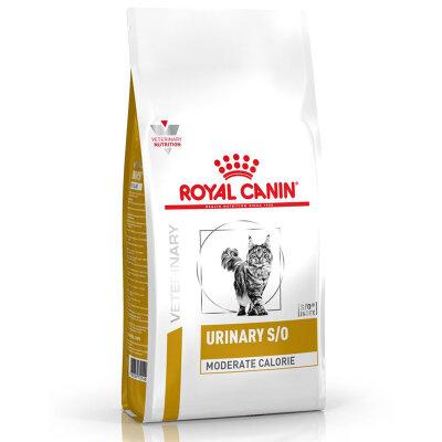 Сухой корм Royal Canin Urinary Moderate Calorie для кошек при моче-каменной болезни и склонности к лишнему весу