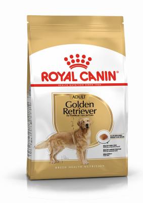 Сухой корм Royal Canin Golden Retriever Adult для взрослых Голден Ретриверов