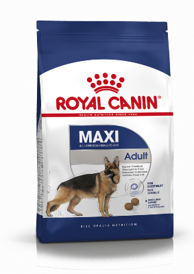 Сухой корм Royal Canin Maxi Adult для взрослых собак крупных пород