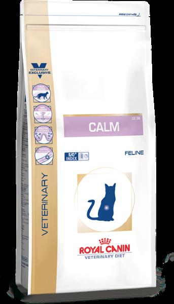 Сухой корм Royal Canin Calm CC 36 для кошек во время стресса и в период адаптации
