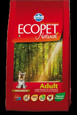 Сухой корм Farmina Ecopet Natural Adult Mini для взрослых собак мелких пород