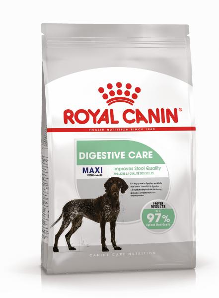 Сухой корм Royal Canin Maxi Digestive Care для собак крупных пород с чувствительным пищеварением
