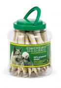 Нога баранья TiTBiT в пластиковой банке для собак, 4,3л.