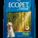 Сухой корм Farmina Ecopet Natural Fish Mini для взрослых собак мелких пород, с рыбой
