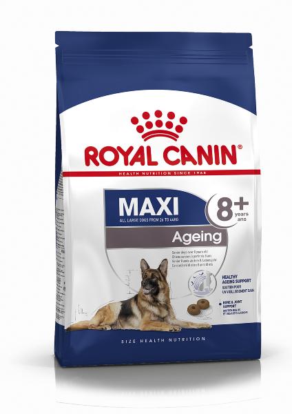 Сухой корм Royal Canin Maxi Ageing 8+ для стареющих собак крупных размеров