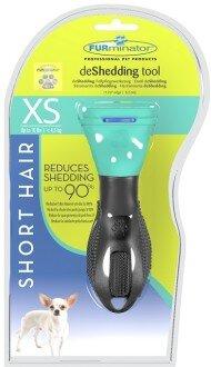 FURminator для короткошерстных собак карликовых пород Short Hair Tool Toy Dog 3 см