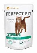 Паучи Perfect Fit Sterile для стерилизованных кошек, рагу с курицей 85 г