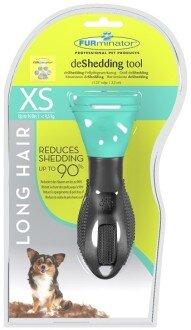 FURminator для длинношерстных собак карликовых пород Long Hair Small Dog 3 см