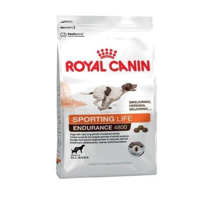 Сухой корм Royal Canin Sporting Life Endurance 4800 для собак при продолжительных физ. нагрузках, 15 кг