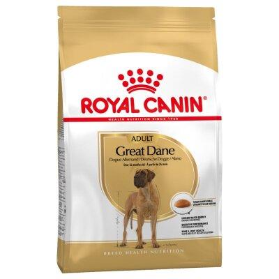 Сухой корм Royal Canin Great Dane для взрослых Немецких догов, 12 кг