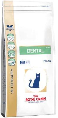Сухой корм Royal Canin Dental DSO29 для кошек для гигиены полости рта