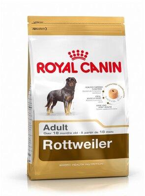 Сухой корм Royal Canin Rottweiler Adult для взрослых Ротвейлеров, 12 кг