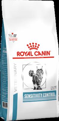 Сухой корм для кошек Royal Canin Sensitivity Control SC27 при пищевой непереносимости