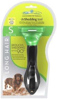 FURminator для длинношерстных собак мелких пород Long Hair Small Dog 4 см